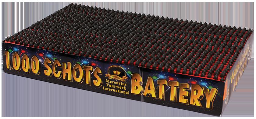 Battery 1000 Schots